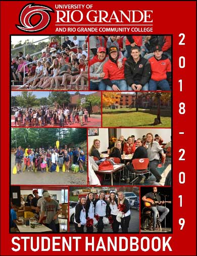 Student Handbook Cover